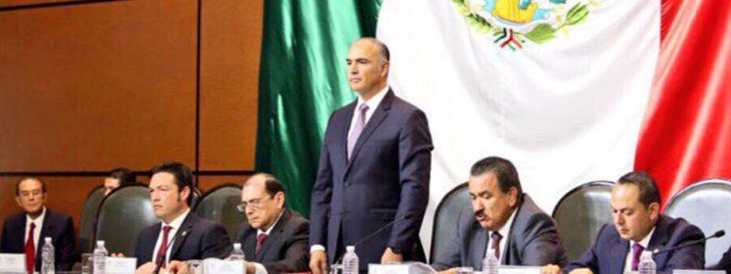 Comparecencia José Calzada en Cámara de Diputados